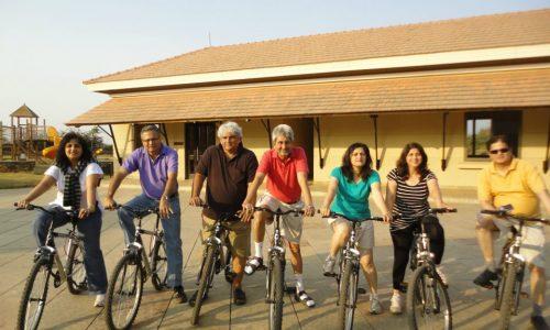 CYCLE TOUR TO PAWANA RESORT